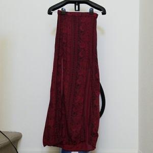 Billabong double slit skirt